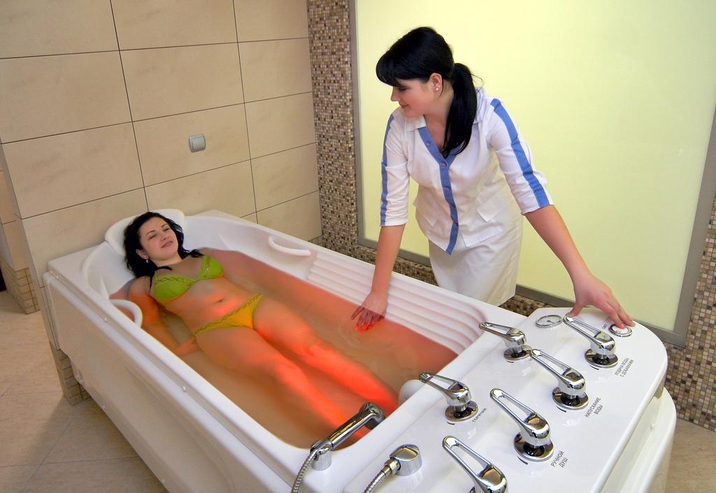 Spa-лечение в трускавце